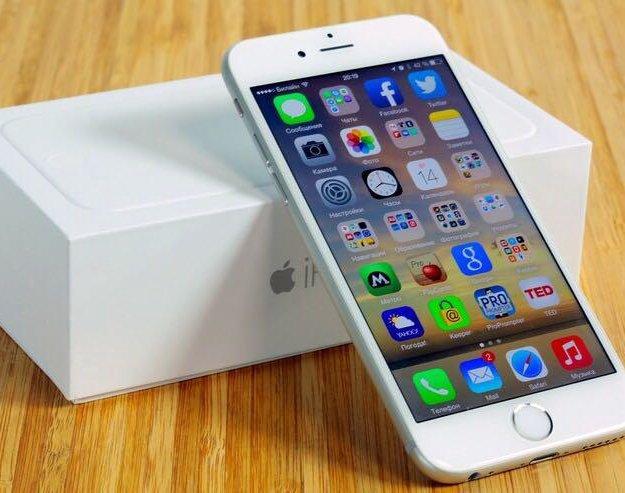 Iphone 6 на 16 гб без touch id 🍎. Фото 1.