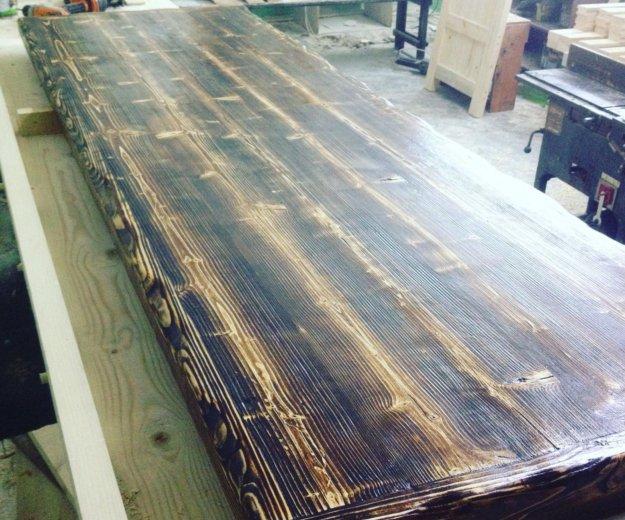 Столешница из массива. деревянные столешницы. Фото 2. Альметьевск.