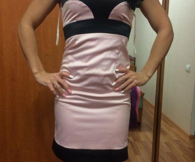 Платье бледно-розовое. Фото 2. Смоленск.