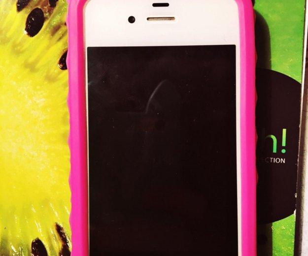 Чехол на iphone 4/4s. Фото 2. Котельники.