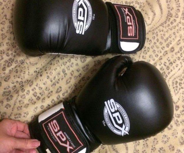 Кожаные перчатки для бокса. Фото 1. Ставрополь.