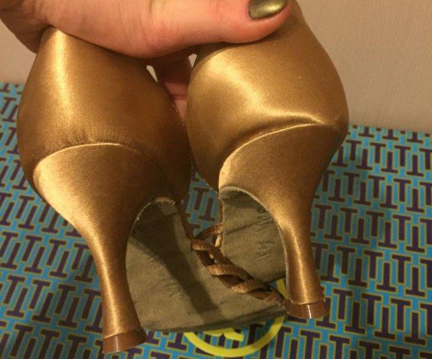 Туфли для бальных танцев. Фото 3. Москва.