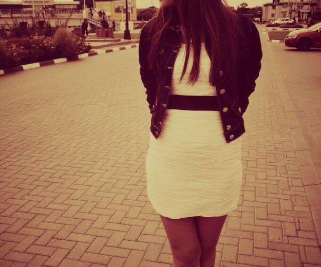 Продам платье белое. Фото 1. Белгород.