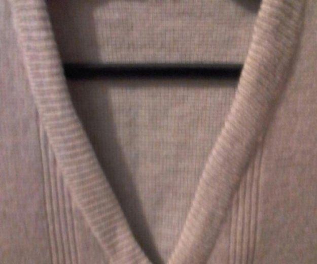 Мужской теплый жилет. Фото 1. Сухой Лог.