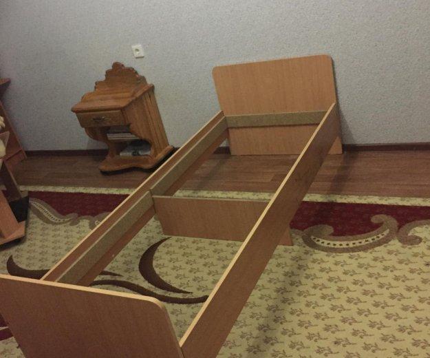 Кровать односпальная без матраса. Фото 1. Ростов-на-Дону.