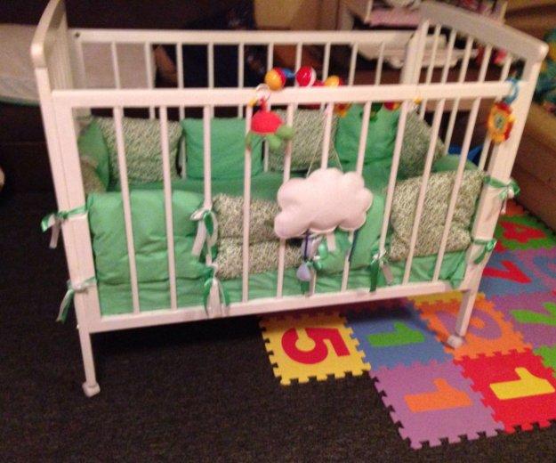 Детская кроватка. Фото 1. Иваново.