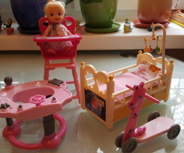 Кукольный набор для пупсов. Фото 1. Москва.