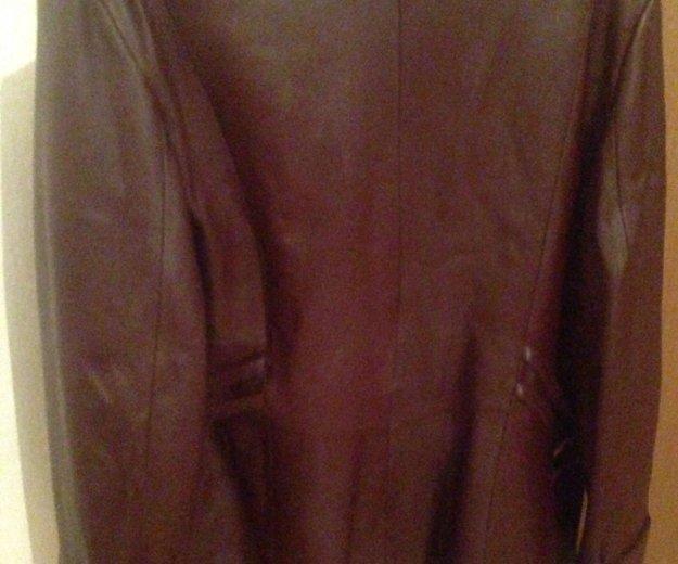 Женская кожаная куртка. Фото 3. Санкт-Петербург.