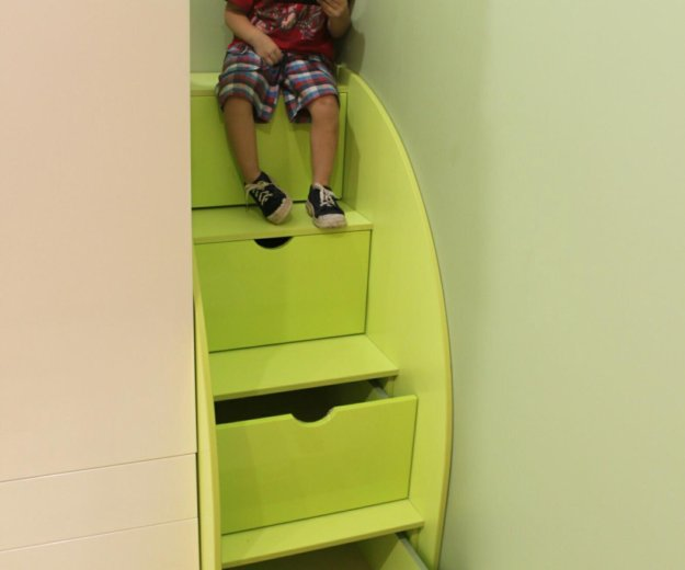 Детская комната. Фото 1. Москва.