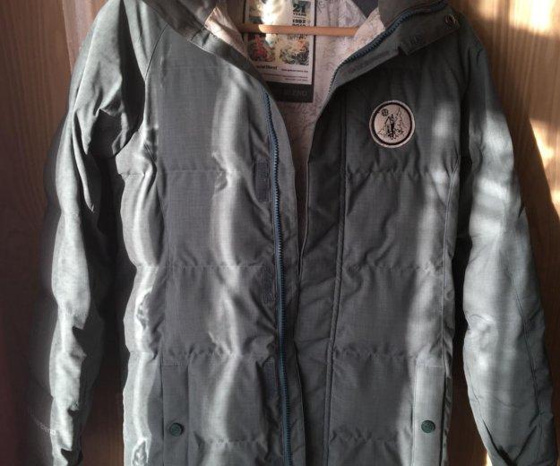 Сноубордическая женская куртка. Фото 1. Москва.