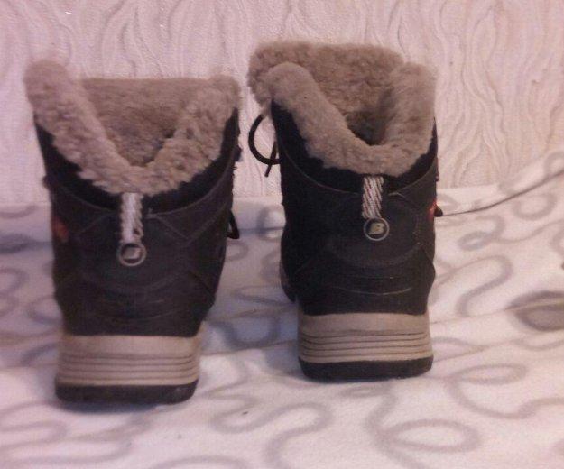 Ботинки baasboots зимние. Фото 2. Москва.