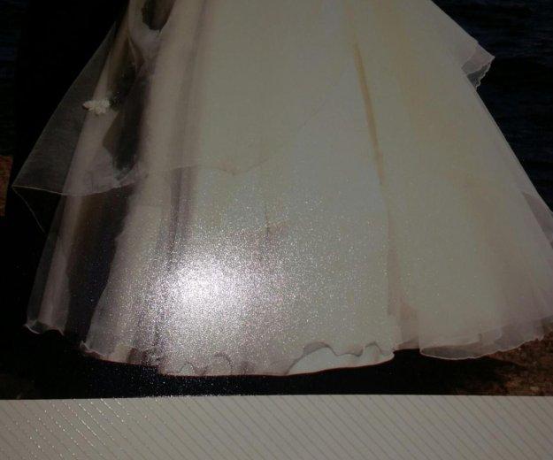 Свадебное платья. Фото 1. Лаголово.