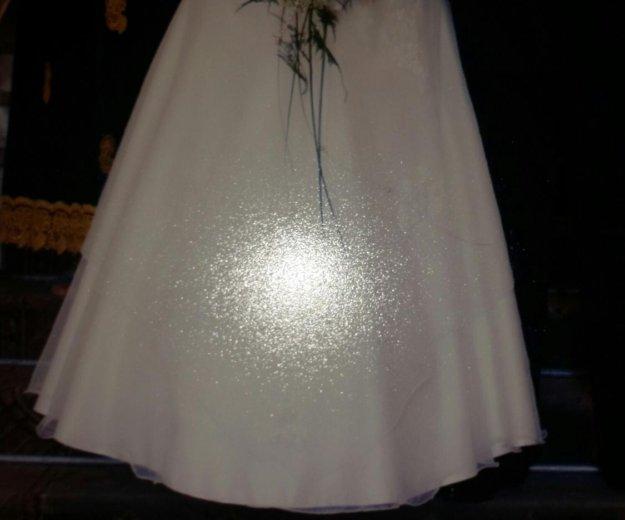 Свадебное платья. Фото 2. Лаголово.