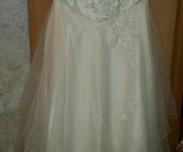 Свадебное платья. Фото 3. Лаголово.