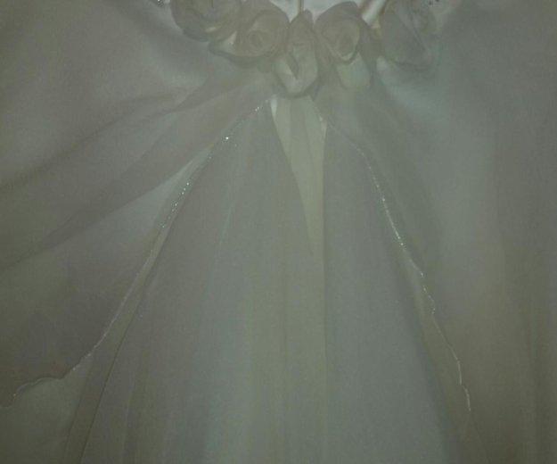 Свадебное платья. Фото 4. Лаголово.