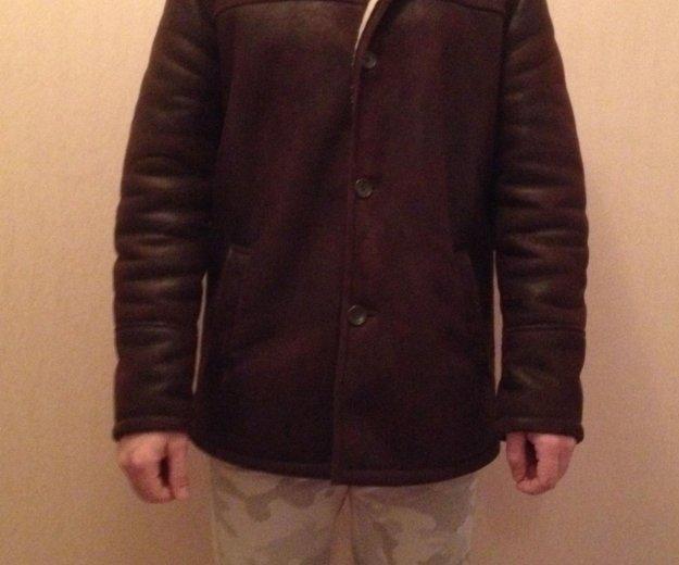 Пальто дублёнка. Фото 1. Балашиха.
