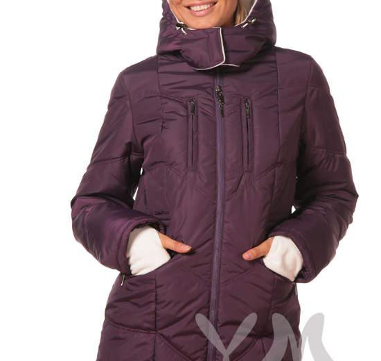 Слингокуртка, куртка для беременных. Фото 4. Боровский.