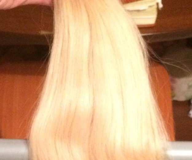 Волосы на трессах. Фото 1. Курск.