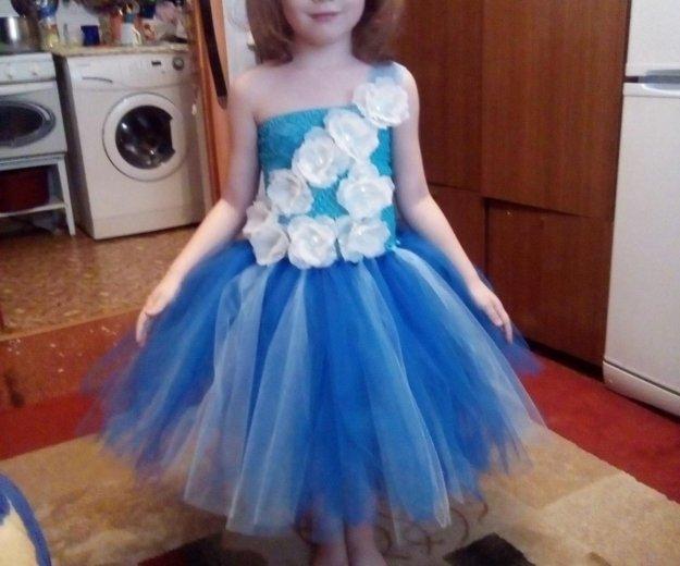 Платье туту из фатина. Фото 1. Тюмень.