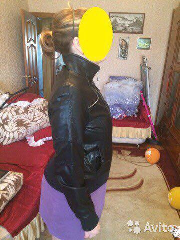 Тула кожаная куртка