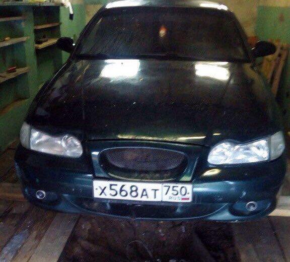 Hyundai sonata 2.0 а.т 1997, седан. Фото 3. Чехов.