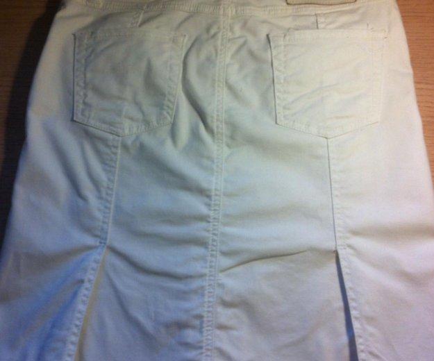 Юбка джинсовая, р-р 44-46. Фото 2. Тамбов.