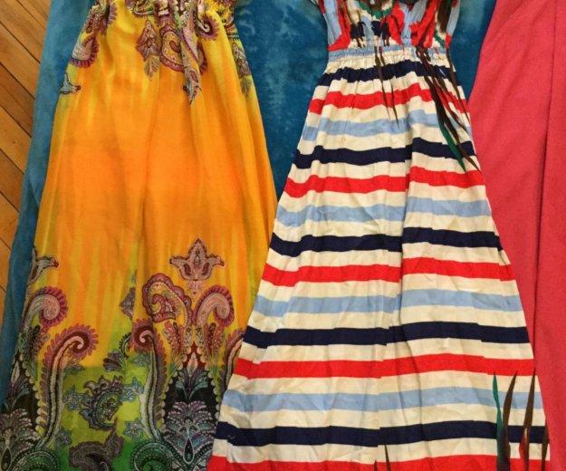 Сарафаны длинные юбки xs;s. Фото 3. Санкт-Петербург.