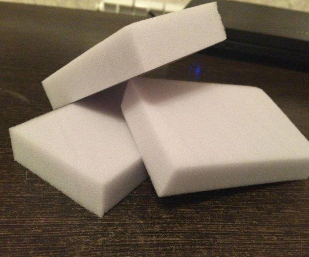 Меланиновые губки. Фото 1. Тюмень.