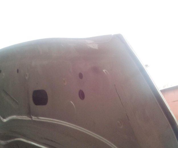 Porsche cayenne 955 капот порш кайен. Фото 4. Москва.
