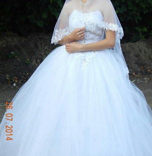 Свадебное платье. Фото 1. Ефремов.
