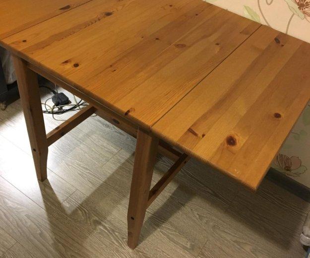 Стол обеденный раскладной. Фото 3. Мытищи.
