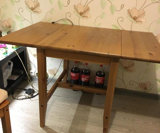 Стол обеденный раскладной. Фото 4. Мытищи.