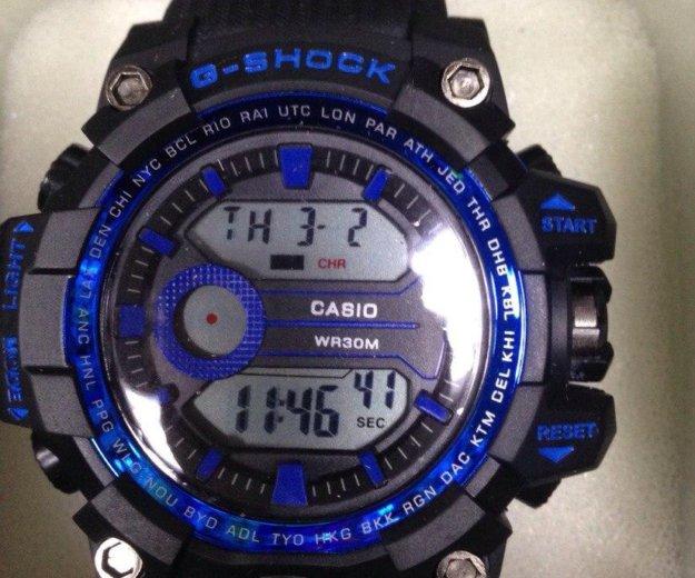 Часы casio g-shock. Фото 1. Тула.