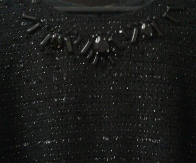 Платье черное остин.платье в новом состоянии. Фото 1. Пятигорск.