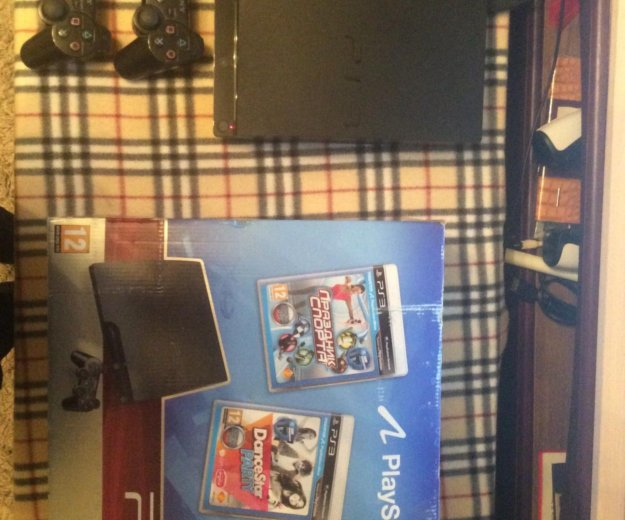 Playstation3. Фото 1. Тюмень.