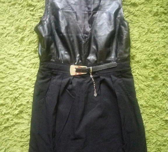 Платье 44-46 на большую грудь. Фото 1. Зеленоград.