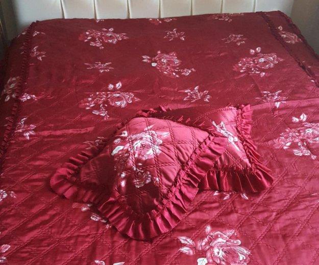 Покрывало на кровать. Фото 1. Краснодар.