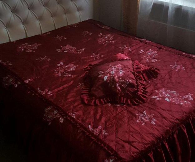 Покрывало на кровать. Фото 4. Краснодар.