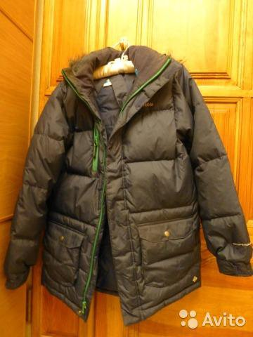 Куртки colambia на подростка. Фото 1. Москва.