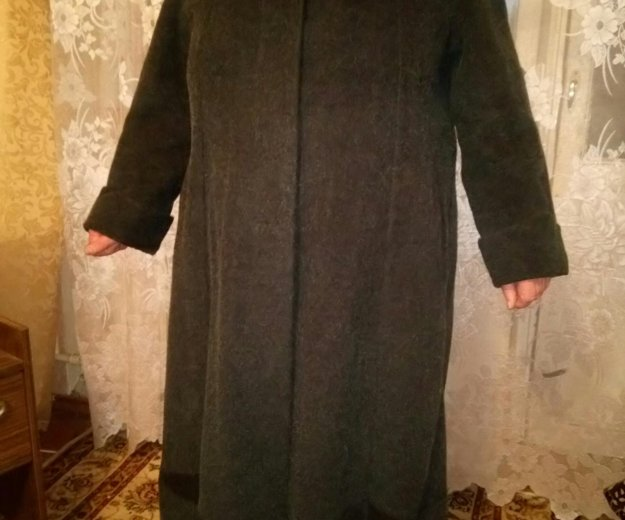 Пальто р.60-62. Фото 1. Подольск.