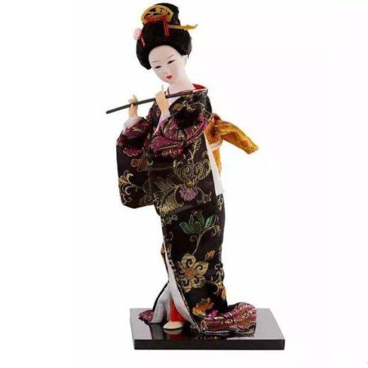 Кукла гейша. Фото 1. Москва.