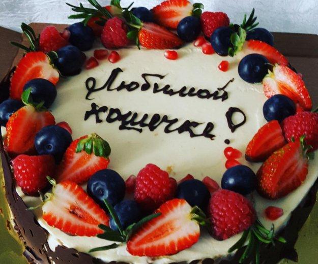 Торты на заказ.капкейки.кейк попсы. Фото 2. Санкт-Петербург.
