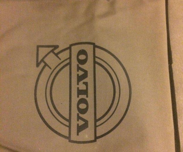 """Сумка для ноутбука 15"""" с логотипом компании volvo. Фото 4. Москва."""