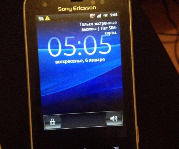 Sony рабочий st17i. Фото 1. Череповец.
