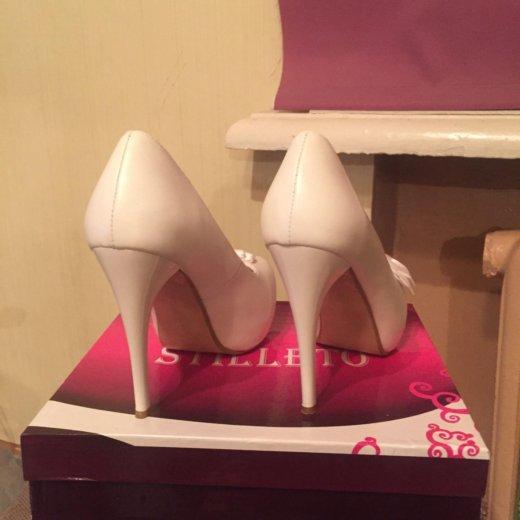 Свадебные туфли. Фото 2. Апатиты.