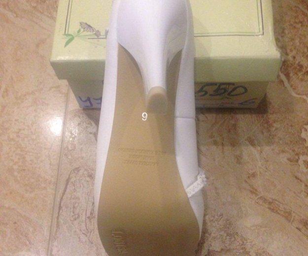 Туфли свадебные новые. Фото 1. Санкт-Петербург.