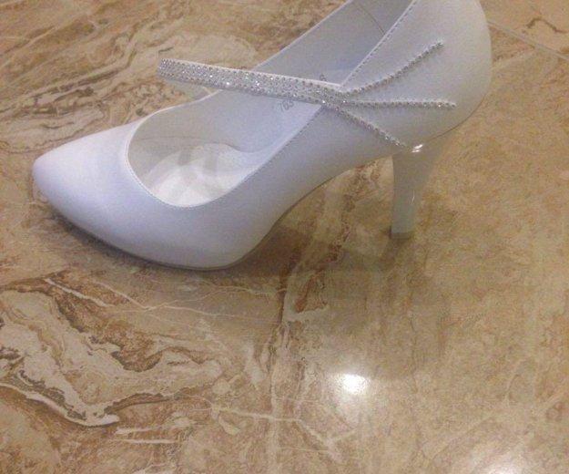 Туфли свадебные новые. Фото 3. Санкт-Петербург.