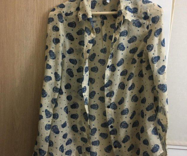 Рубашка с черепками. Фото 1. Санкт-Петербург.