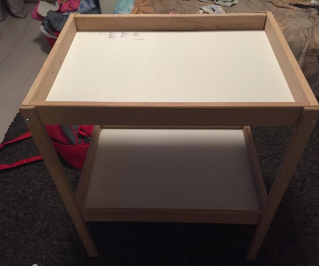 Пеленальный столик. Фото 3. Видное.