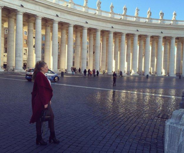 Пальто. Фото 2. Санкт-Петербург.